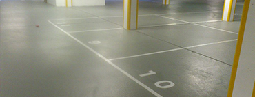 Industrial Flooring Contractor London